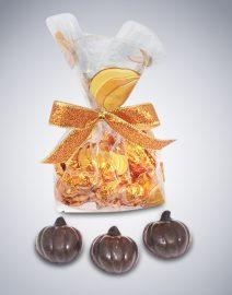 Harvest Pumpkin Bag & Halloween Bag 4-Packs