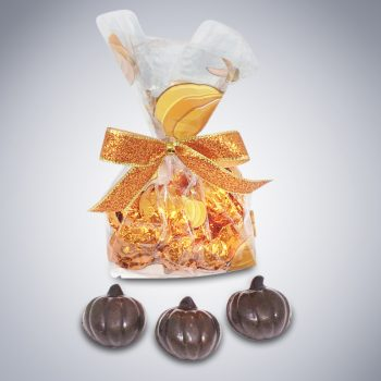 Harvest Pumpkin Bag & Halloween Bag 4-Packs