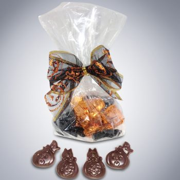 Chocolate Pumpkin Surprise bag