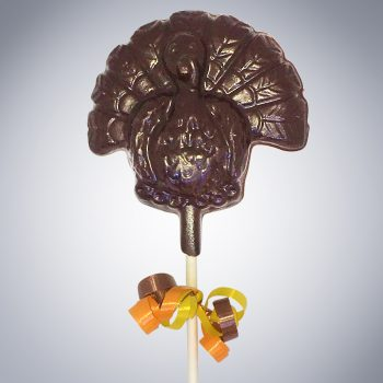 Chocolate Turkey Lollipop