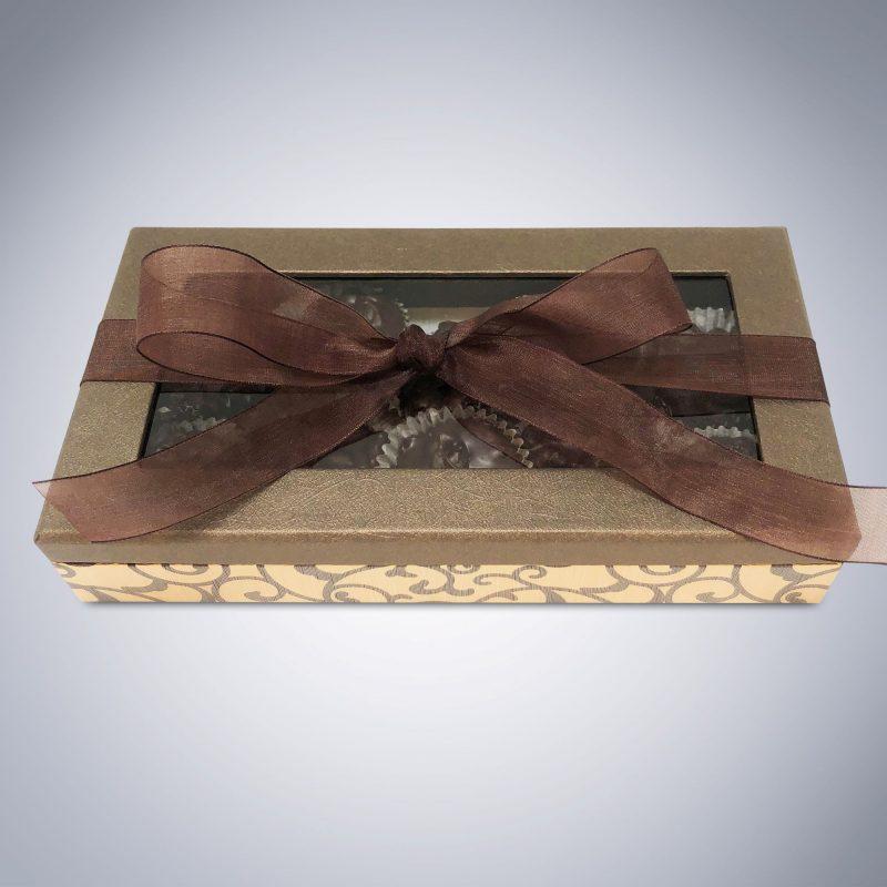 Chocolate Raisin Clusters Box alone