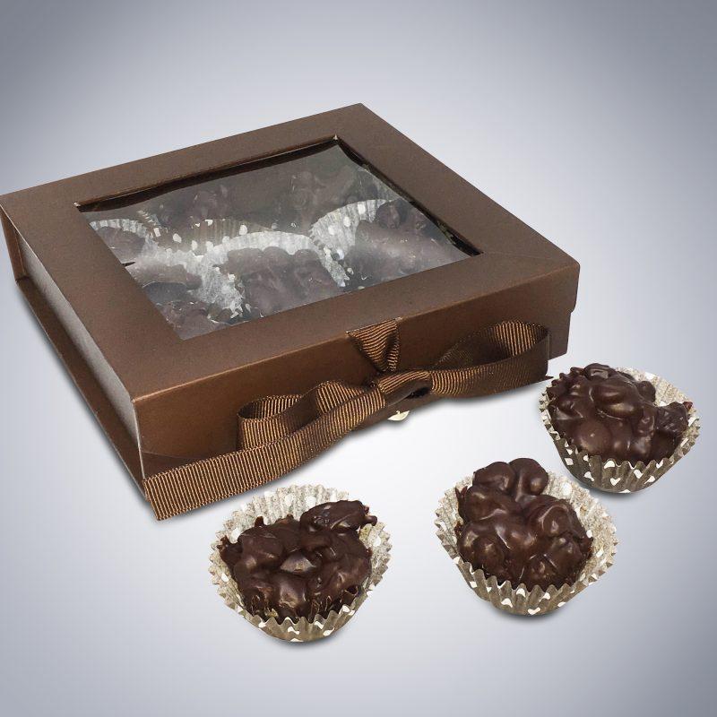 Chocolate Raisin clusters