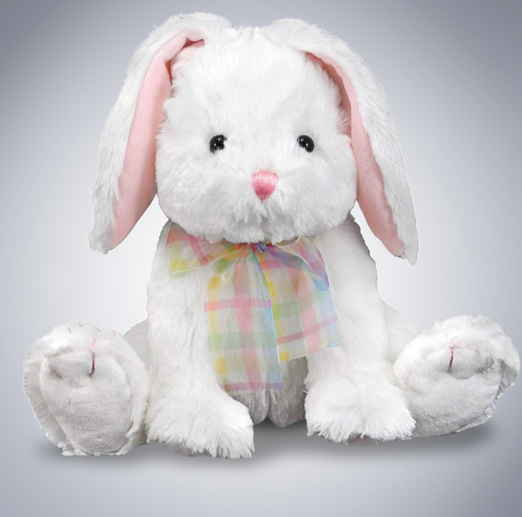 Blossom Bunny Rabbit Stuffed Animal (Melissa & Doug)