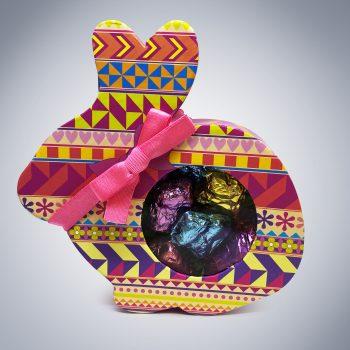 Hoppy Easter Bunny Window Box