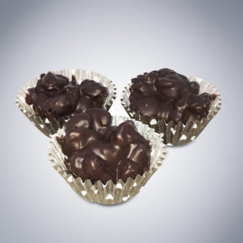 Chocolate Raisin clusters out