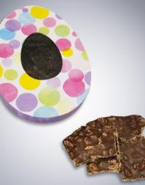 Chocolate Polka Dot Easter Krispy Box