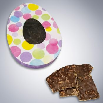 Chocolate Polka Dot Easter Krispy Box