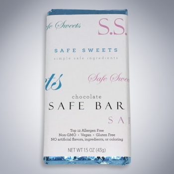 Chocolate Safe Bar 12-pack