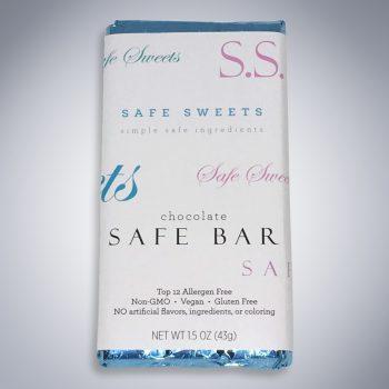 Chocolate Safe Bar 12-pack