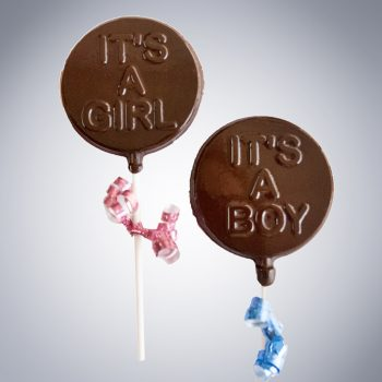 It's a Boy and It's a Girl Lollipops