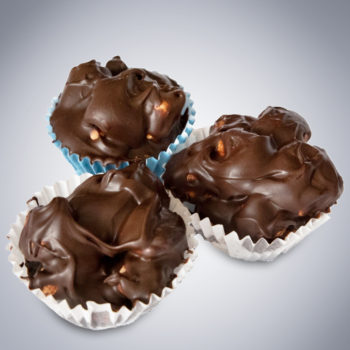 Chocolate Marshmallow Clusters