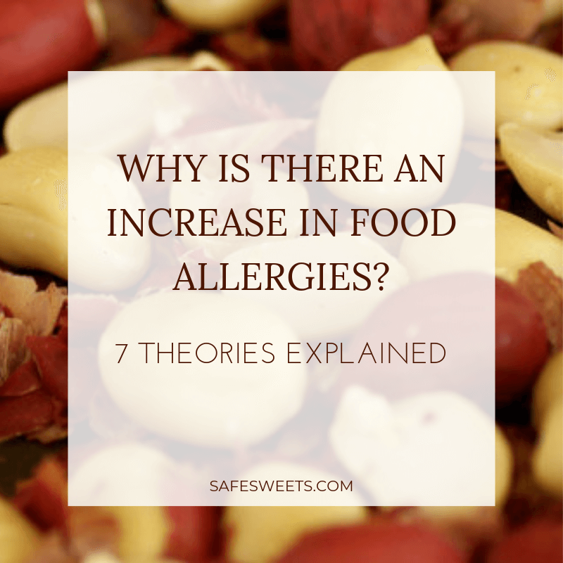 why is there an increase in food allergies