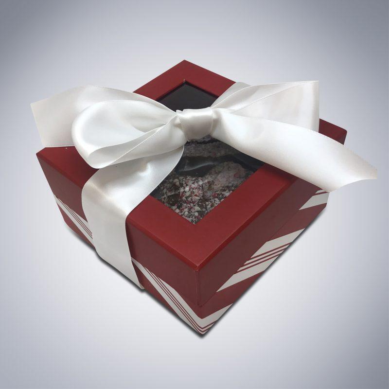 Chocolate Peppermint Bark box- Christmas Bundle #2