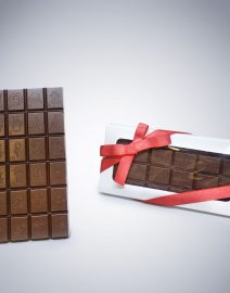 "Chocolate ""Countdown to Christmas"" bar Christmas Bundle #2"