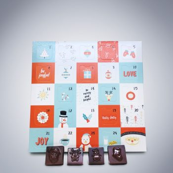 Chocolate Advent Calendar Holiday Christmas Bundle #2