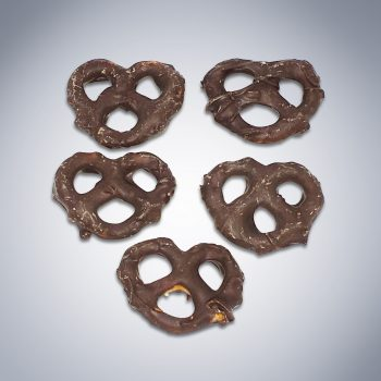 Gluten-Free Chocolate Covered Pretzels