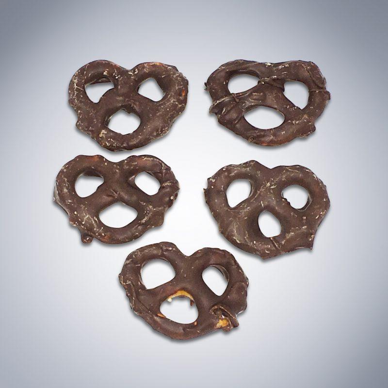 Gluten-Free Chocolate Covered Pretzels