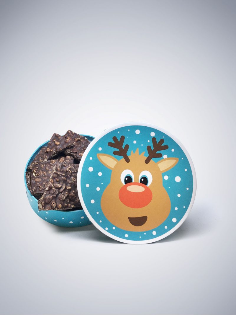 Rudolf's Midnight Snack
