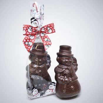 Chocolate Frosty Bar - Snowman Bar Christmas Bundle