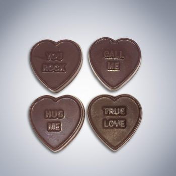 "Chocolate ""Sweet Hearts"" Gift Box"