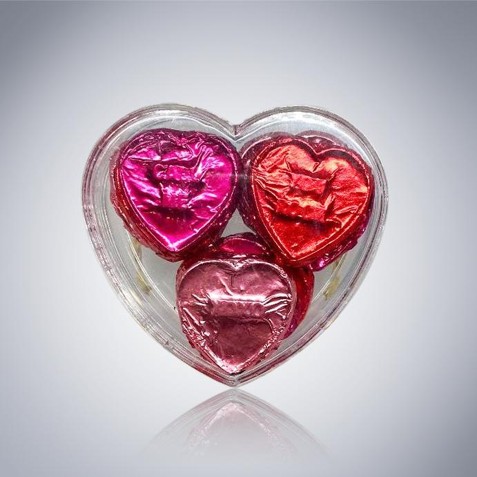 Chocolate Conversation Hearts box