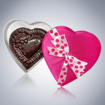 "Chocolate ""Hearts to Share"" Gift Box"
