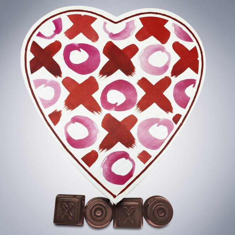 Chocolate Hugs & Kisses Gift Box
