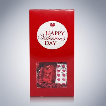 Chocolate Sweet Heart Present Box