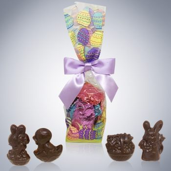 """Easter Baskets & Easter Bunnies"" Bag"
