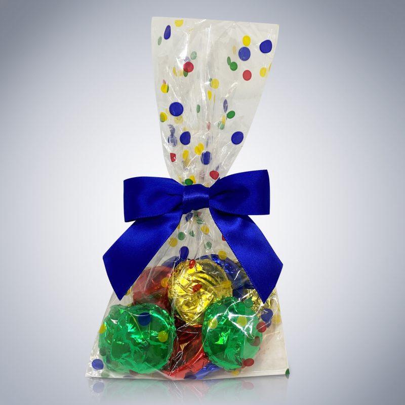 Chocolate Emoji Gift Bag